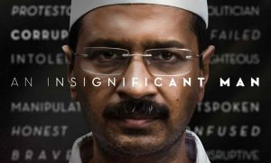 A poster of An Insignificant Man