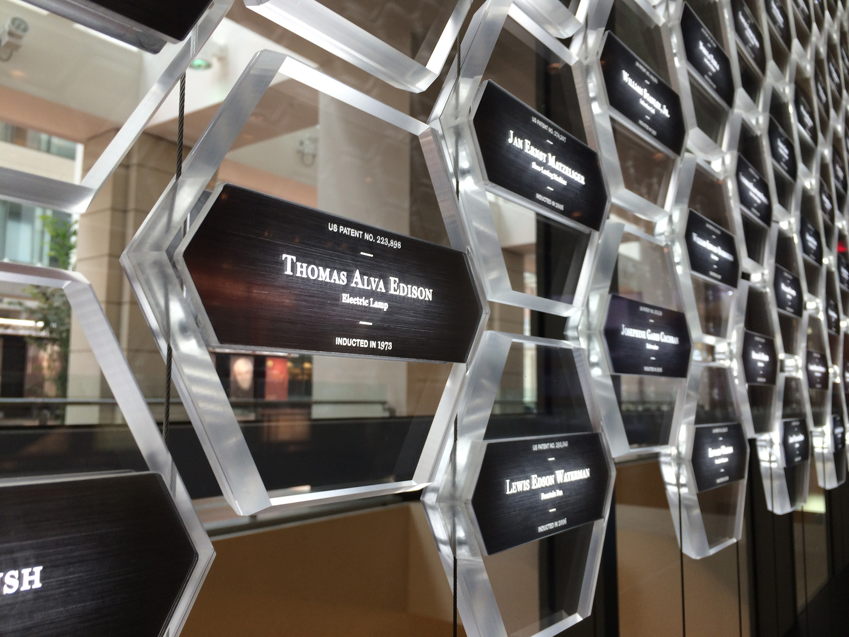 two inventors inducted into hall of fame indica news. Black Bedroom Furniture Sets. Home Design Ideas