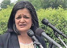 Pramila Jayapal fights to keep H4 work authorization