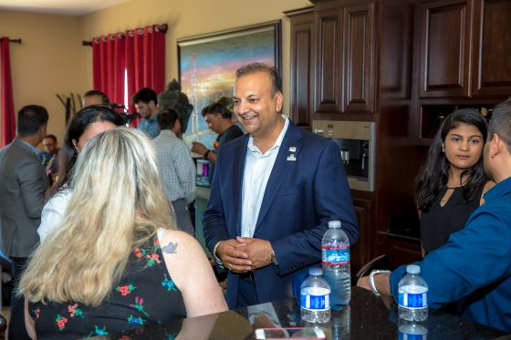Arun Goel aims for mayor of Dublin, California