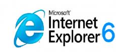 microsoft explorer6