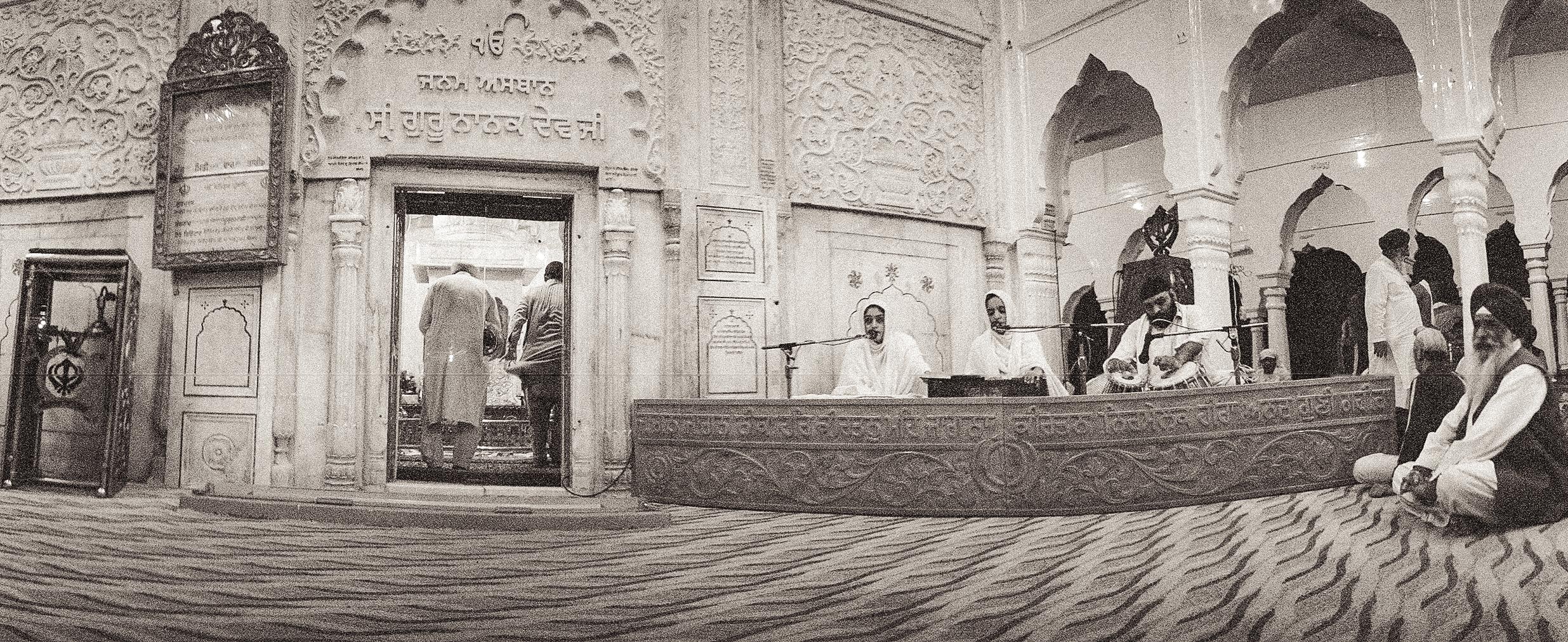 Gurudwara Nankana Sahib Photo by AK Sandhu