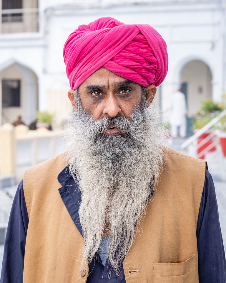 Pashtun Sikh at Hassan Abda Photo by Amrinder Singh