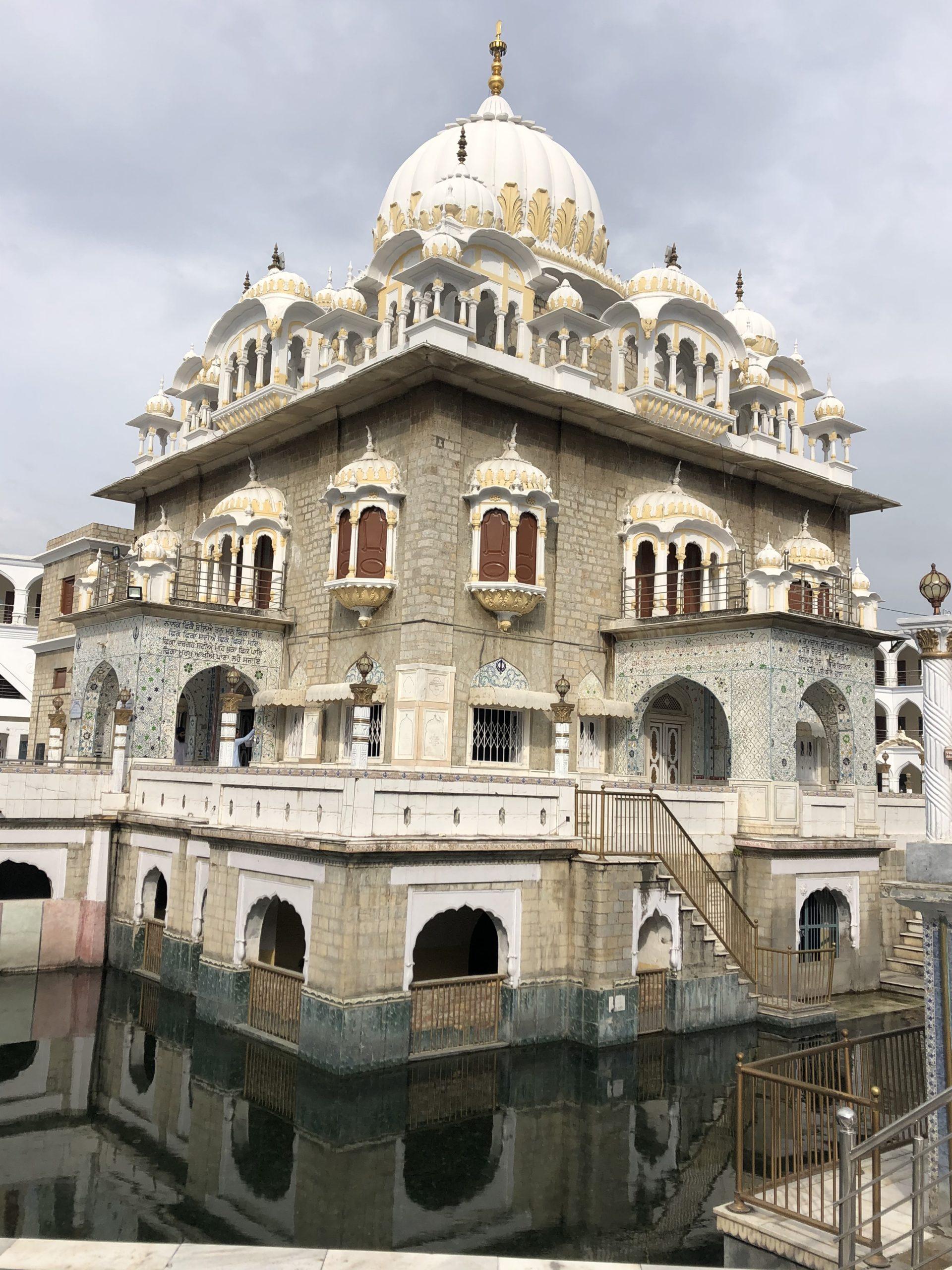 Gurudwara Panja Sahib Photo by Sonia Dhami