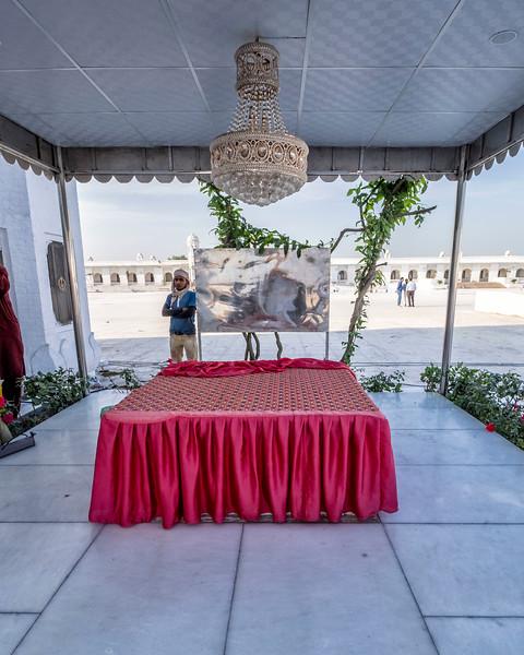 Dargah Kartarpur Sahib _Photo by Amrinder Singh