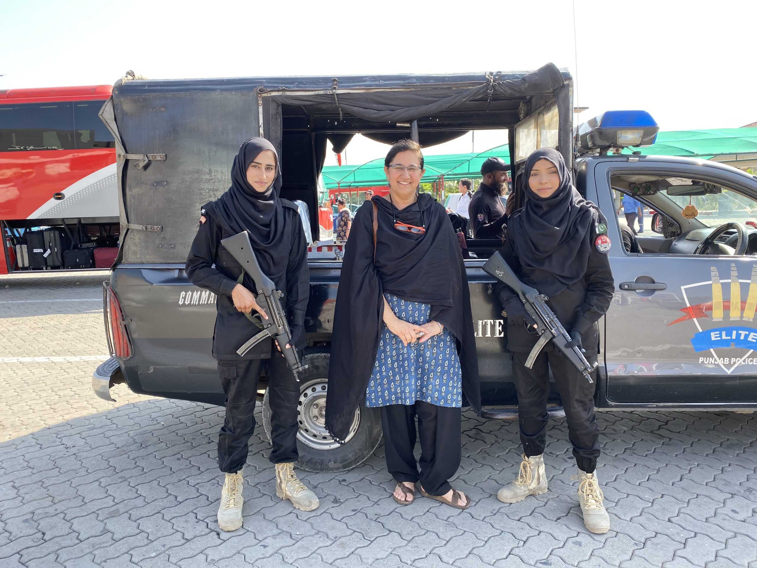 Punjab Police Commandos Photo by AK Sandhu