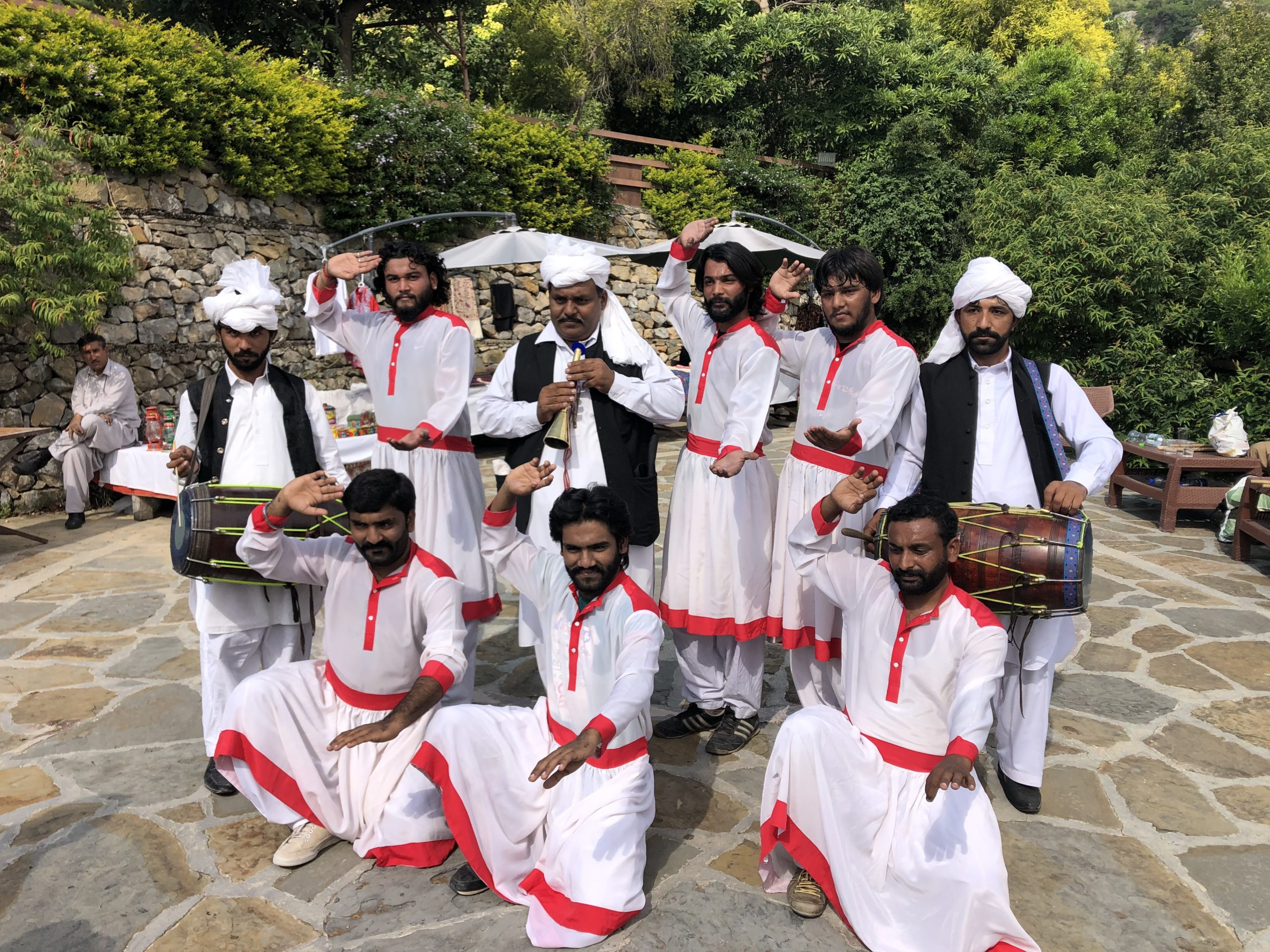 Folk dancers of Punjab Photo by Sonia Dhami