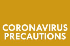 coronavirus precautions