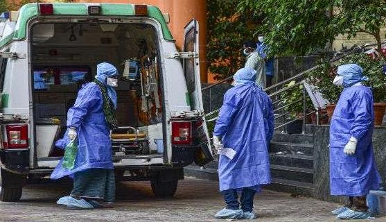 coronavirus cases identified in Nizammuddin