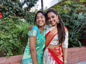 Maitreyi Ramakrishnan & Joya Kazi