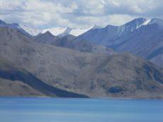 Pangong Tso in Ladakh