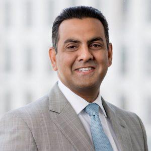 Charanjit Brahma, president, South Asian Bar Association of Northern California